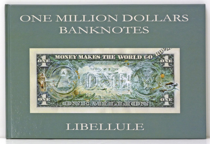 KUNSTBUCH Libellule - One Million Dollars